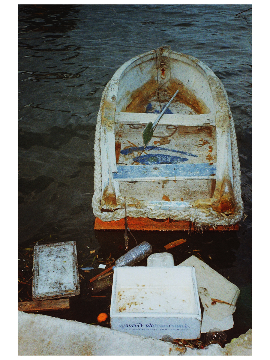 Sarah Bejerano Insular Journey Analog photography contrafotografia