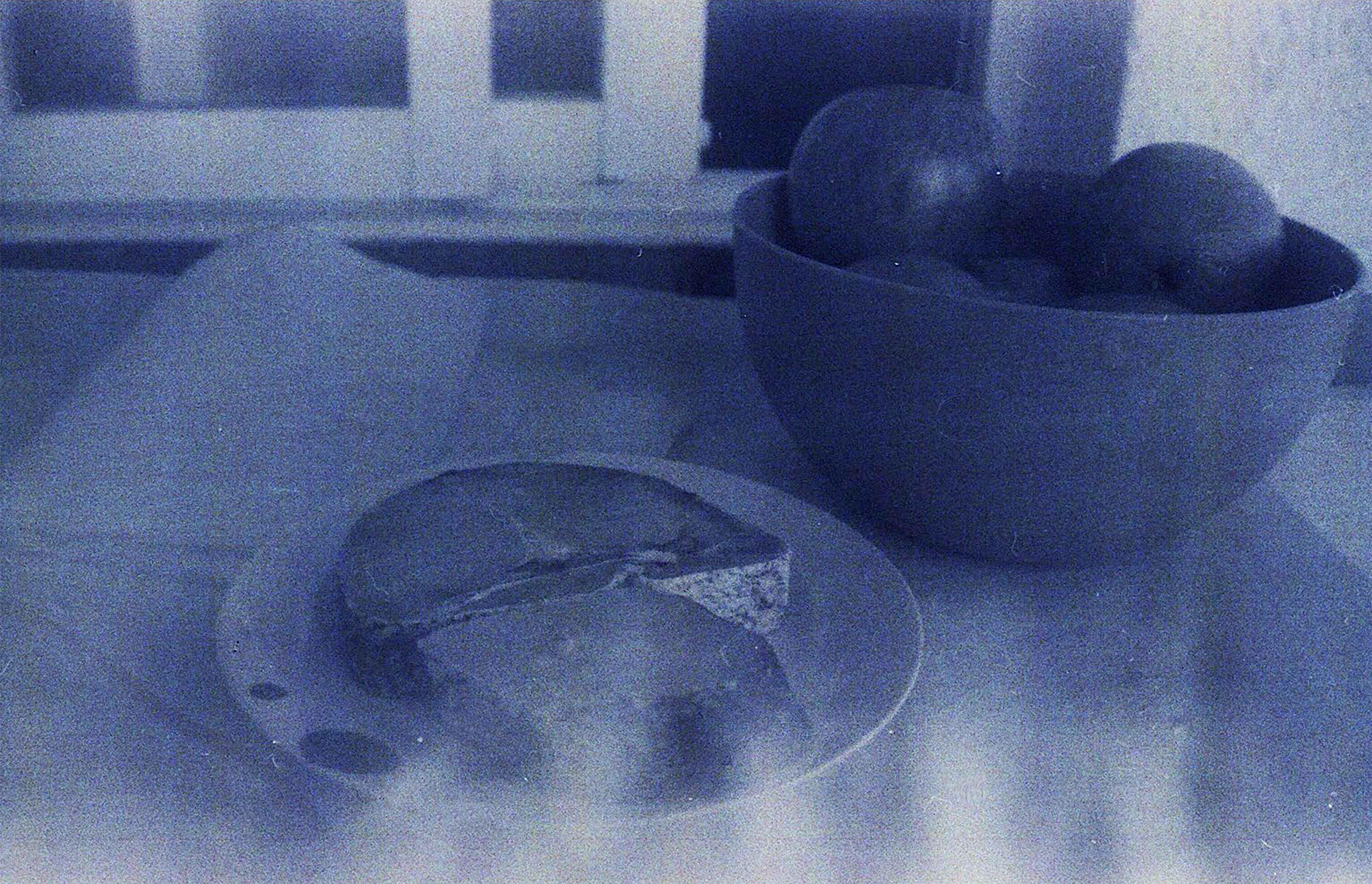 Ana Peixet en Contrafotografía - revelado con aceite