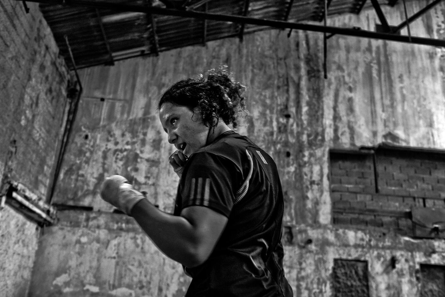 Escuela de boxeo Gregory Canelón